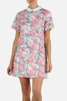 Endless Rose Sequin Collar Dress