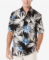 Cubavera Men's Floral-Print Short-Sleeve Shirt
