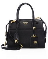 Prada Small Esplanade Leather Tote