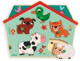Djeco Ouaf Woof Soundy Puzzle