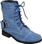 Hailey Jeans Co. Women's Zafrina - Blue Boots