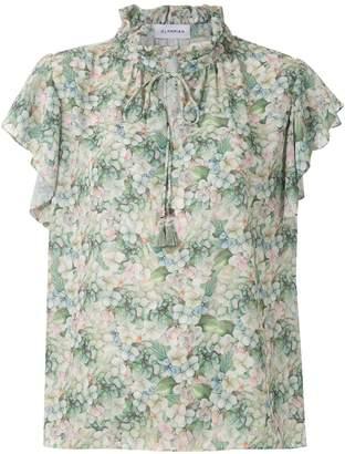 Olympiah Juli printed blouse