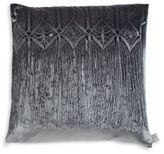 Aviva Stanoff Silk Cushion with Removable Insert