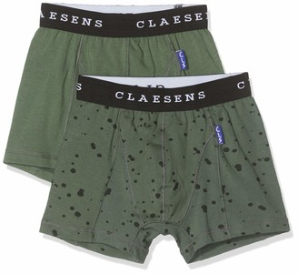 Claesen's Boy's 2-Pack Boxer Shorts