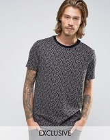 Reclaimed Vintage Knitted T-Shirt