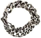 Werkstatt:München two chain bracelet