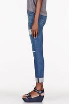 FRAME DENIM Blue Jay Way Le Garcon Wash Jeans