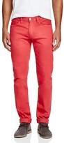 3x1 Selvedge Slim Fit Jeans in Tabasco