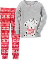Carter's 2-Pc. Dalmatian Pajama Set, Baby Girls (0-24 months)