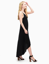 Splendid Rayon Jersey V-Neck Dress