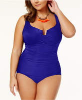 Miraclesuit Plus Size Escape One-Piece Swimsuit Women's Swimsuit