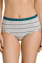 Bonds 'Cottontails' Stripe Full Brief WZSX
