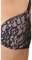 DKNY intimates Signature Lace Perfect Lift Embellished Bra