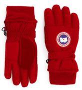 Canada Goose Kid's Signature Gloves