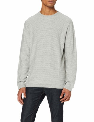 JACK /& JONES Jcomoon Knit Crew Neck Pullover Uomo