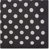Eton Polka Dot Silk Pocket Square