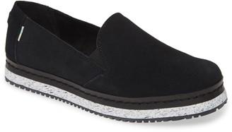 Toms Palma Leather Slip-On Sneaker