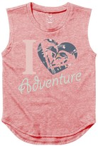 Roxy Girls' Heart Adventure Youth Muscle Tee (816) - 8164746