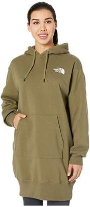 The North Face Take Along Pullover Hoodie (Burnt Olive Green) Women's Clothing