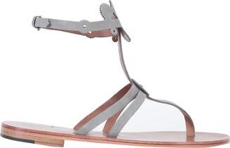 Álvaro González Toe strap sandals