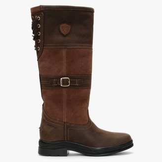 Ariat Langdale H20 Tan Leather Knee Boots