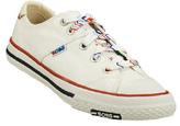 Skechers Kids' Lil Bobs-Sunset Starlet Sneaker Pre/Grade School