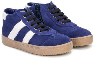Pépé Lace Up Sneakers
