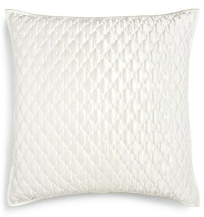 Hotel Collection Classic Cambria Quilted European Sham Bedding