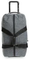 Herschel Men's Wheelie Outfitter 24-Inch Duffel Bag - Grey