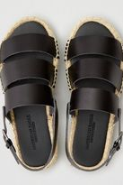 American Eagle Outfitters AE Triple Strap Espadrille Sandal