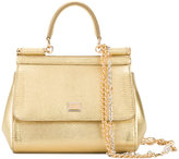 Dolce & Gabbana small 'Sicily' tote - women - Calf Leather - One Size