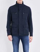 HUGO BOSS Patch pocket shell jacket