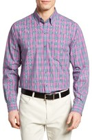 Cutter & Buck Men's Chatham Plaid Sport Shirt
