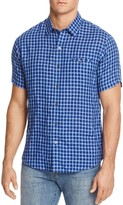 Zachary Prell Ray Regular Fit Button-Down Shirt