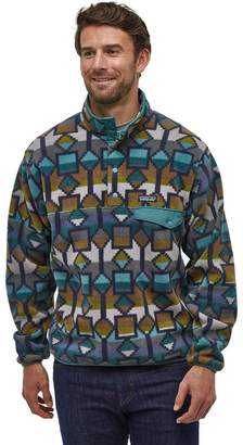 Patagonia Lightweight Synchilla Snap-T Fleece Pullover - Men's