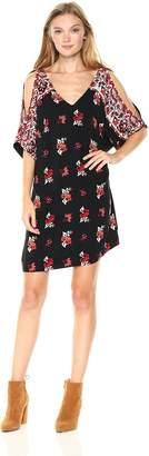 Ella Moss Women's Vintage Floral Dress
