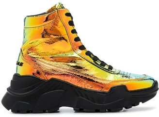Joshua Sanders Zenith high-top sneakers