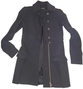 Patrizia Pepe Black Coat for Women