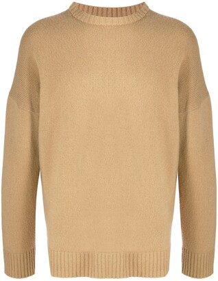 Opening Ceremony Two-Toned Relaxed-Fit Jumper