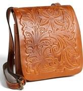 Patricia Nash 'Granada' Embossed Leather Crossbody Bag