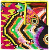 Roberto Cavalli printed scarf - women - Silk - One Size