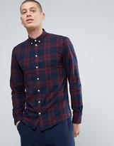 Minimum Flannel Check Shirt