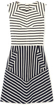 Derek Lam 10 Crosby Sleeveless Dress With Seam Detail