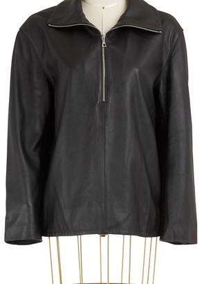Officine Generale Alexa leather top