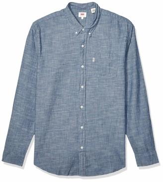 Levi's Men's Size Big & Tall-Classic Western Shirt-Tall