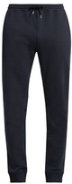 A.P.C. Cotton-jersey track pants