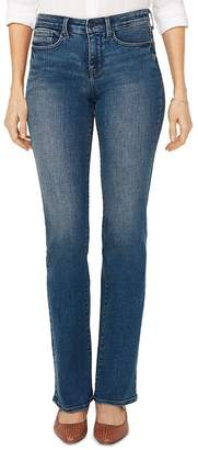 NYDJ Barbara Bootcut Jeans in Lombard