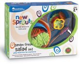 Learning Resources New Sprouts Garden Fresh Salad Set