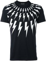 Neil Barrett 'Thunder' T-shirt