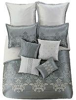 JCPenney Brianna 10-pc. Comforter Set & Accessories